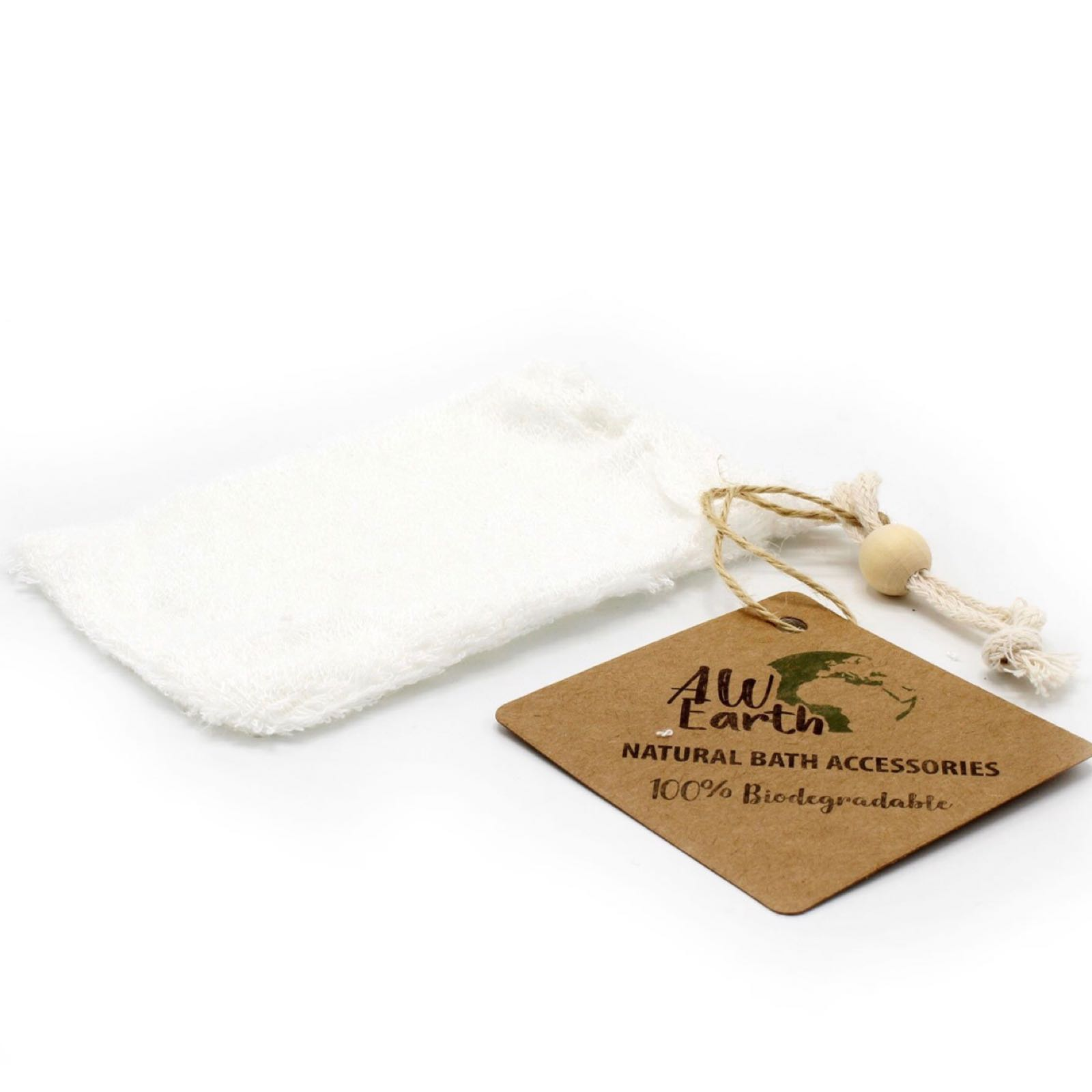 'Bamboo' Soap Bag