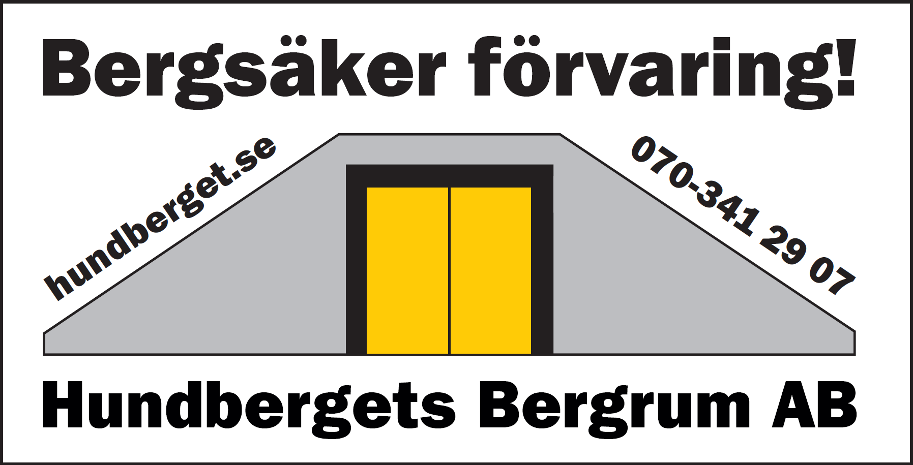 Hundbergets Bergrum AB