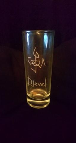 """Djevel """"Symbol"""" (shot glass)"""