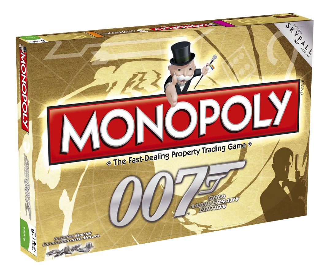 "James Bond ""007"" (monopoly)"