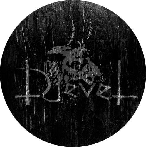 "Djevel ""Goat"" (button)"