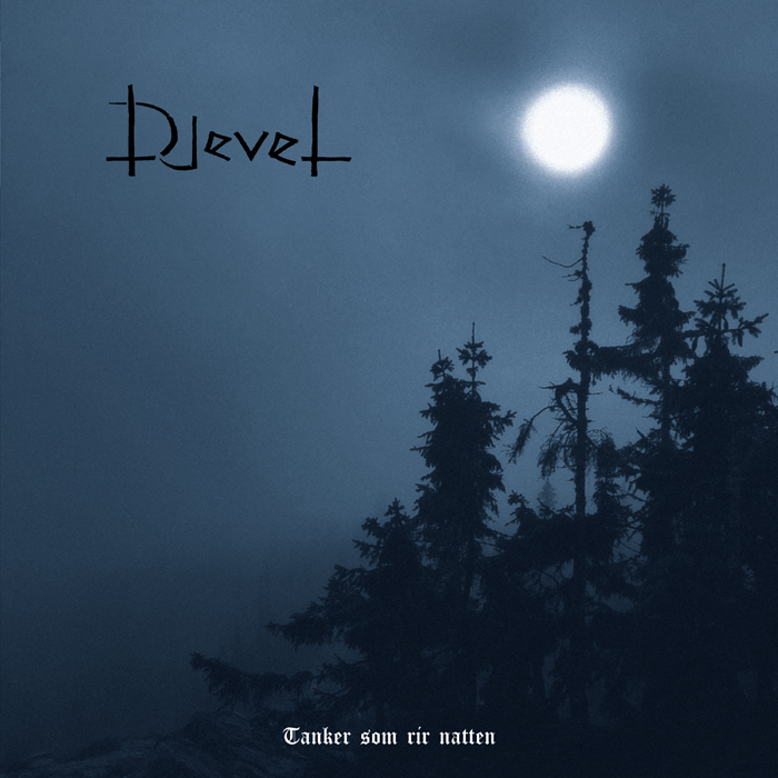 """Djevel """"Tanker Som Rir Natten"""" (lp, deluxe vinyl w/exclusive tshirt)"""