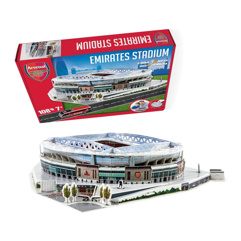 """Arsenal """"Emirates Stadium"""" (puzzle)"""