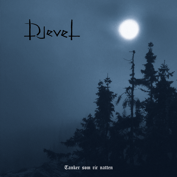 "Djevel ""Tanker Som Rir Natten"" (lp, white vinyl, indie exclusive)"