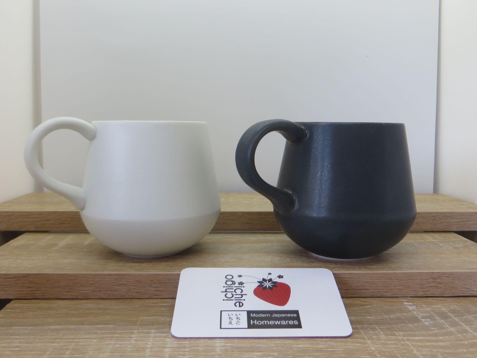 KIHARA Elemental mug set (2 pieces)