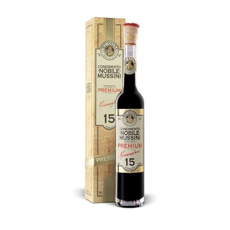 Condimento Nobile Mussini Premium 15 years, 100ml