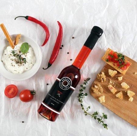 Dardanos Fine Foods EVOO med Chili 0,25 ltr