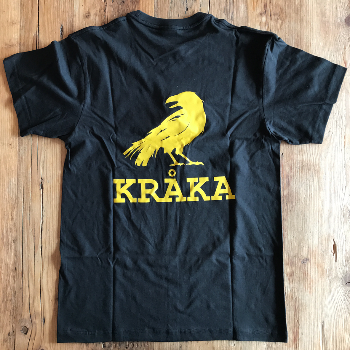 Kråka T-skjorte
