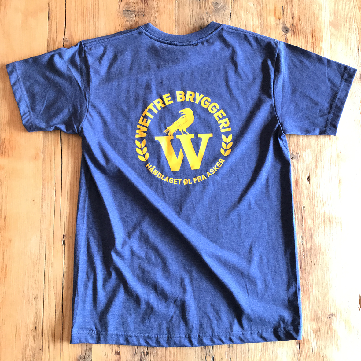 Wettre Bryggeri T-skjorte
