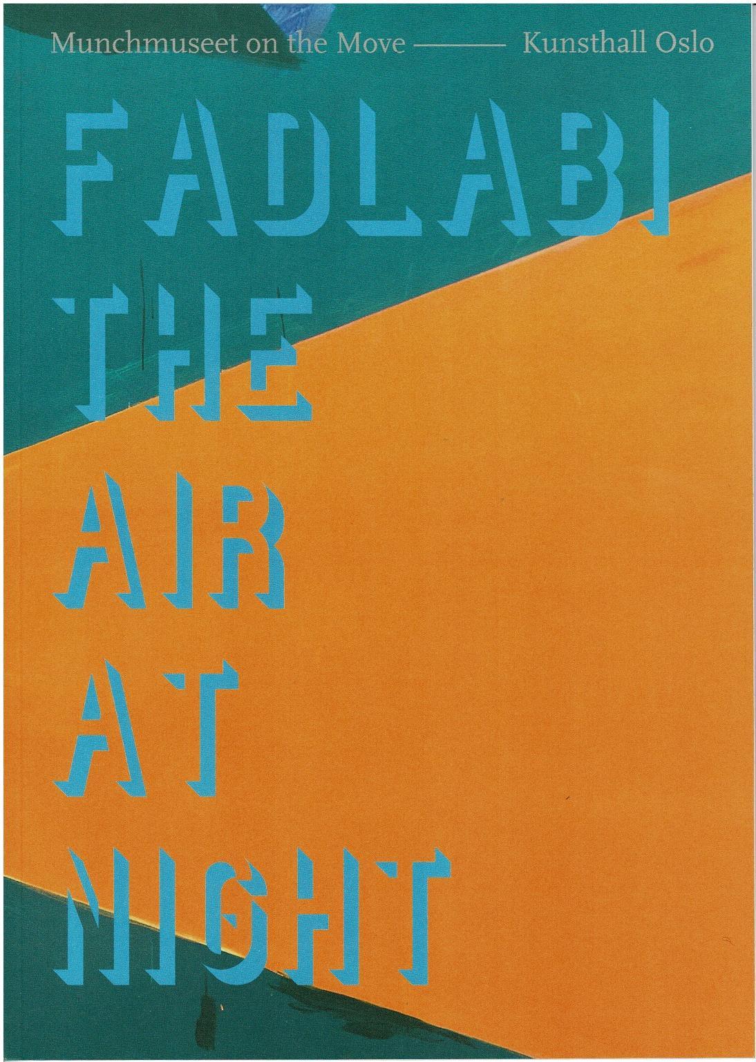 FadlabiThe air at night