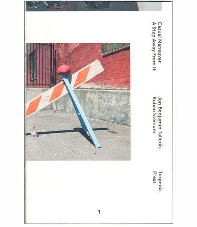 Casual Maneuver (a step away from it) - Jon Benjamin Tallerås