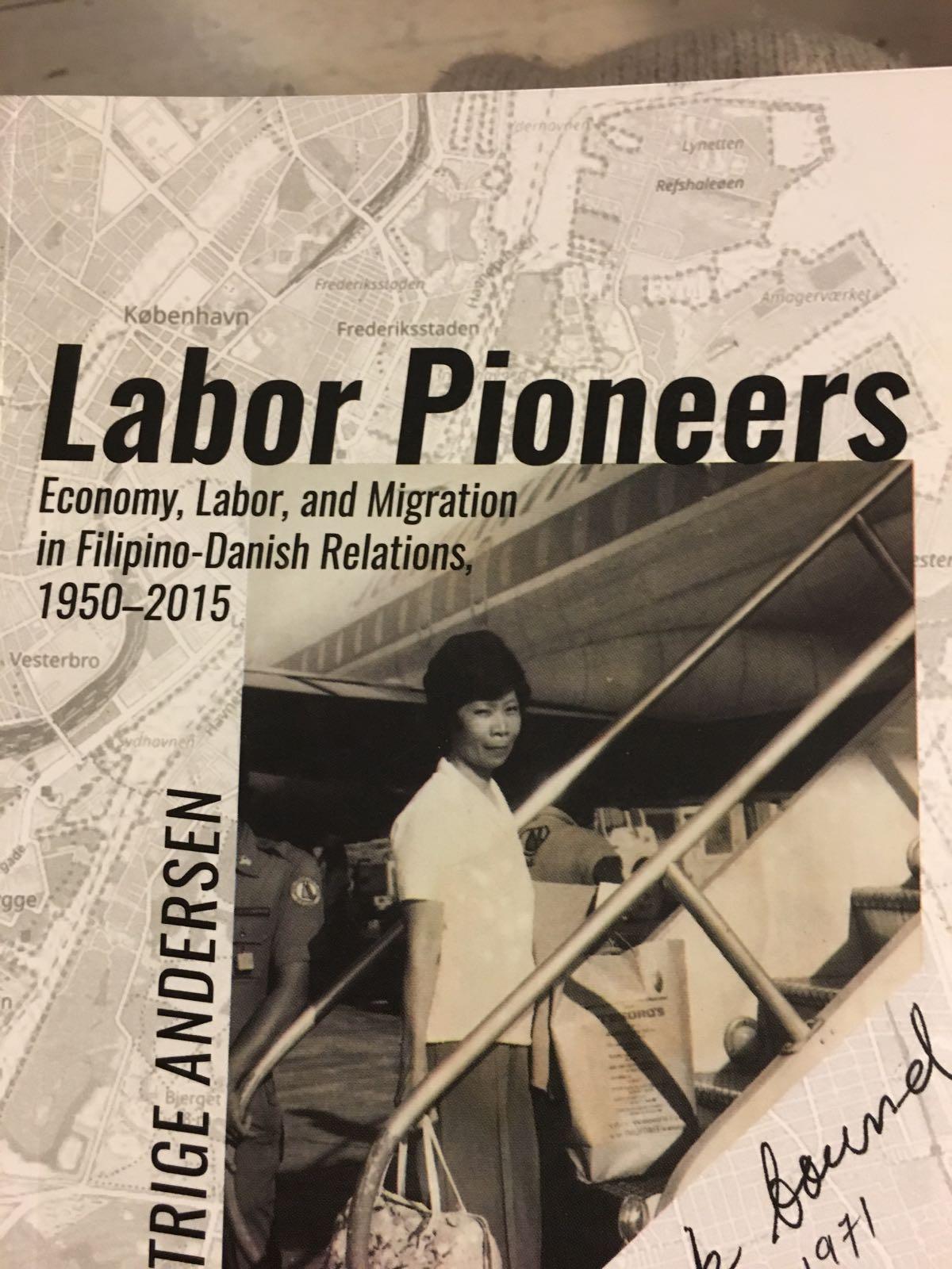 Labor Pioneers af Nina Trige Andersen