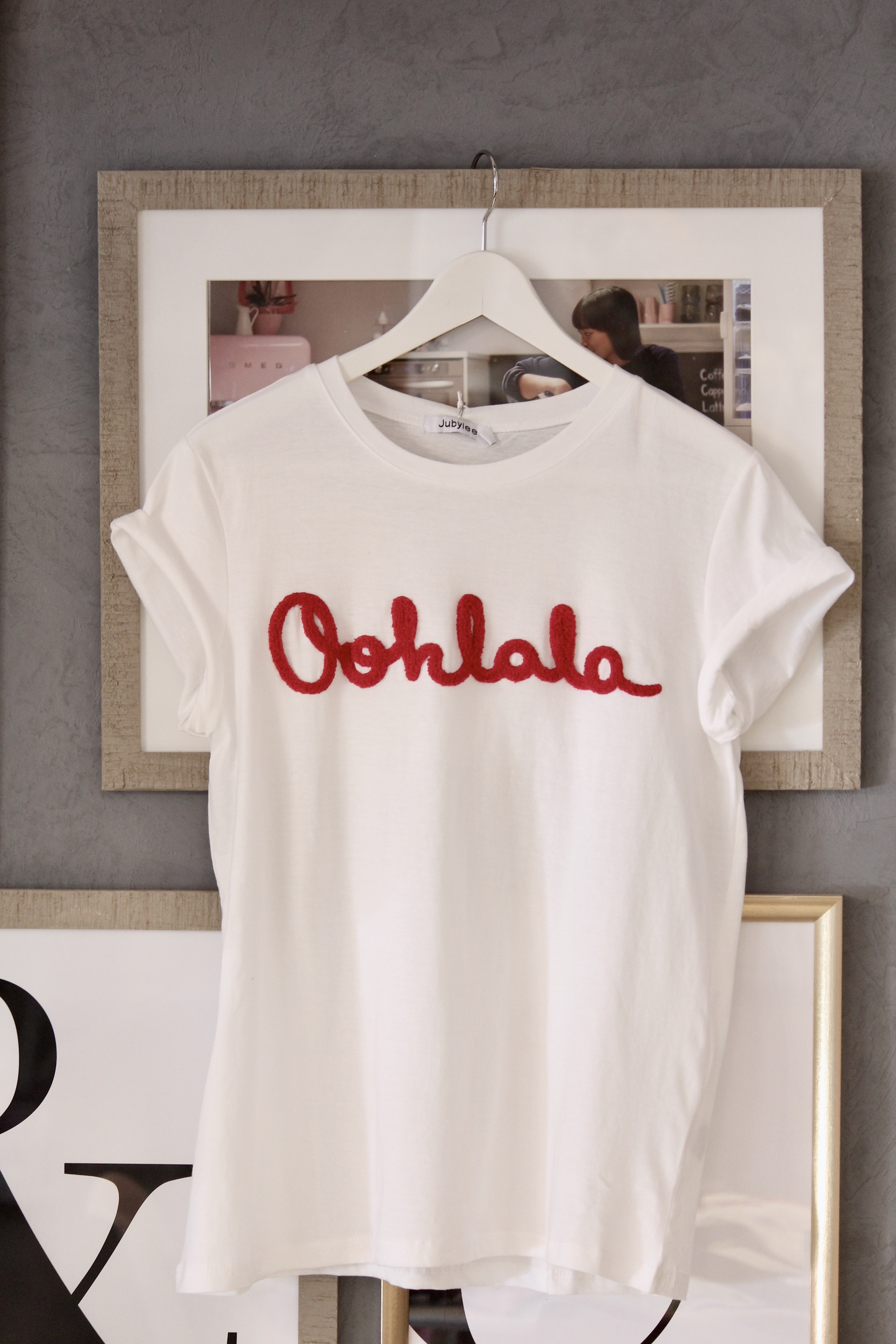 """Shirt """"Oohlala"""""""