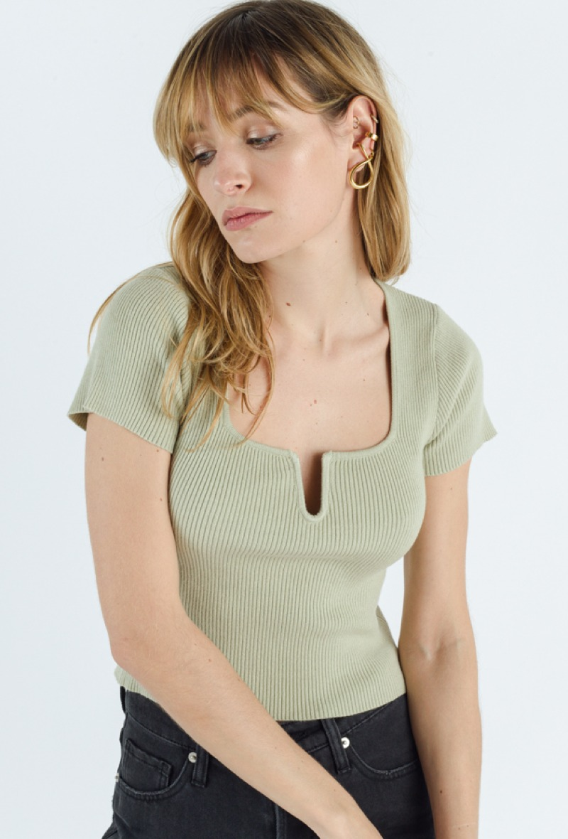 "Knit Shirt ""Emilia"""