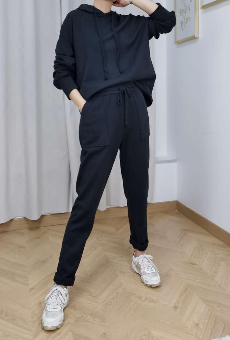 """Loungewear Set aus 100% Baumwolle """"Jasmine"""""""