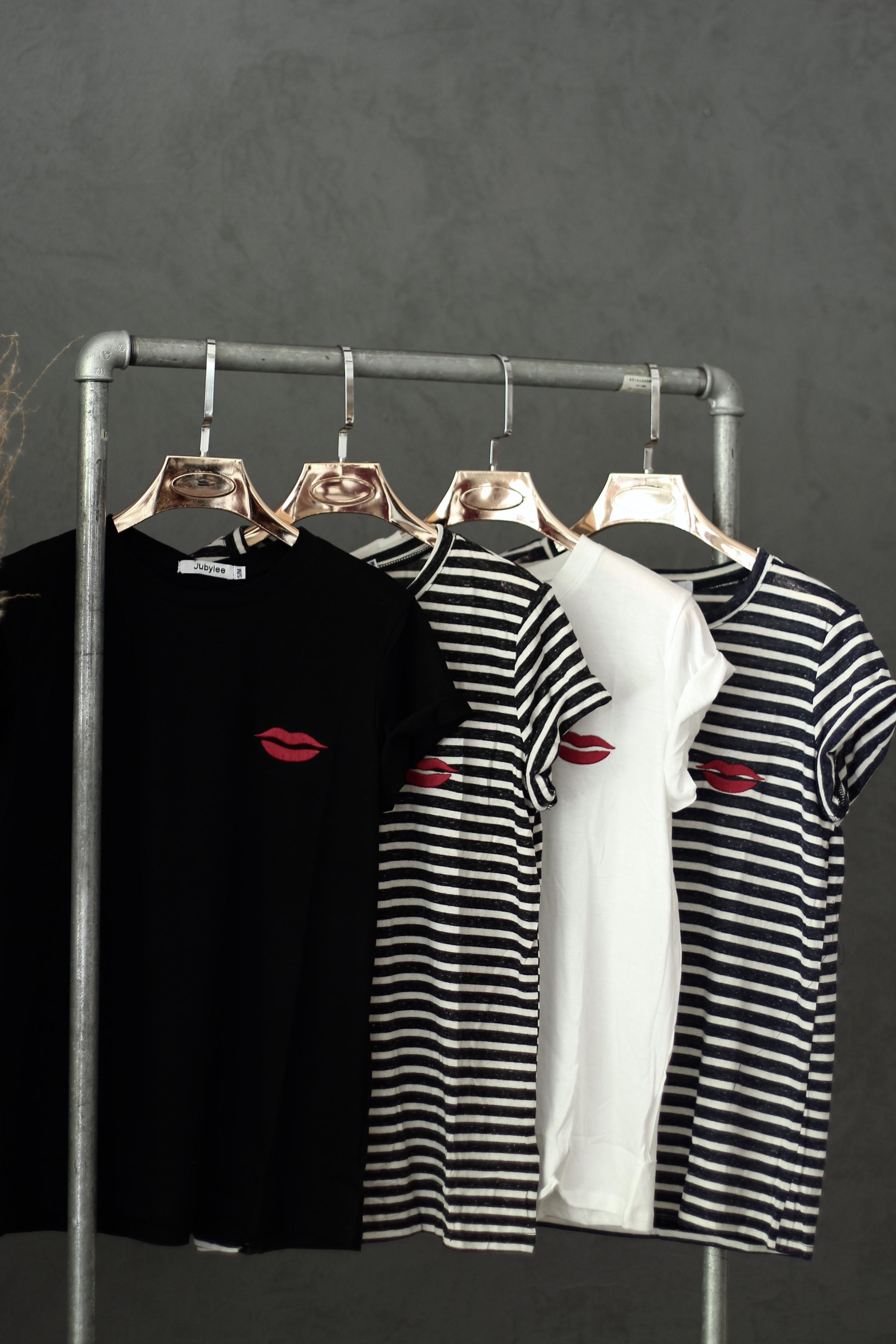 "Shirt ""Kiss"""