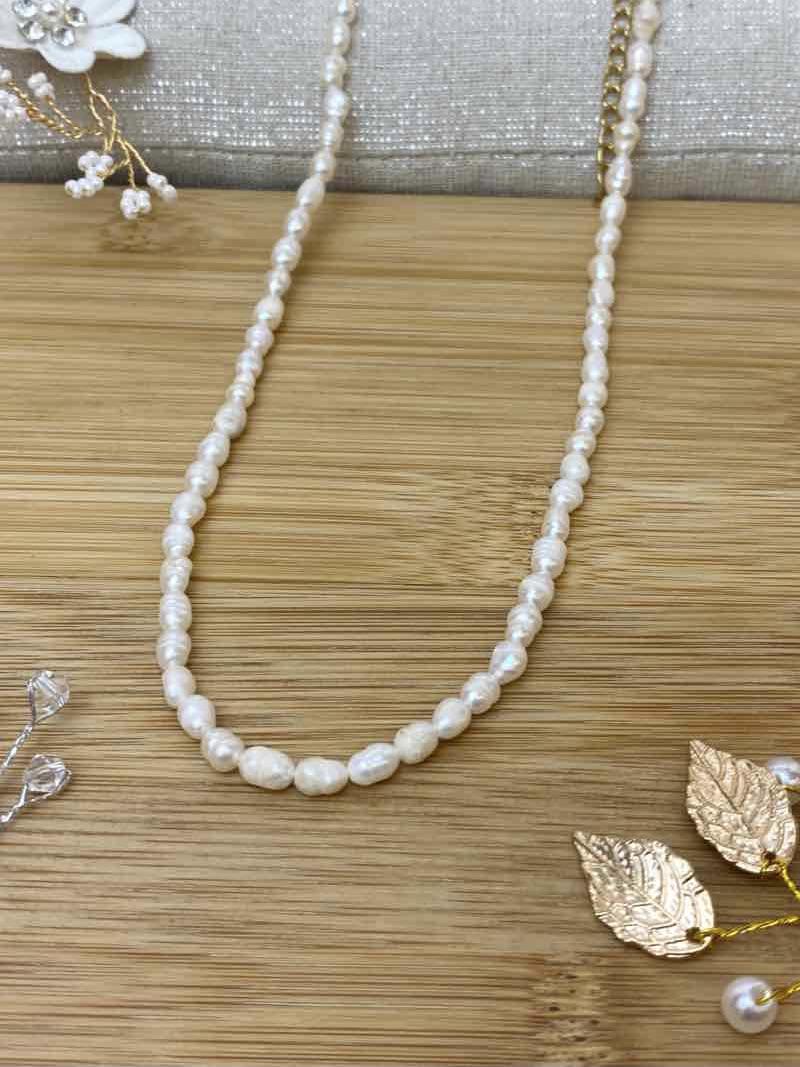 "Perlenkette ""Luna medium"""