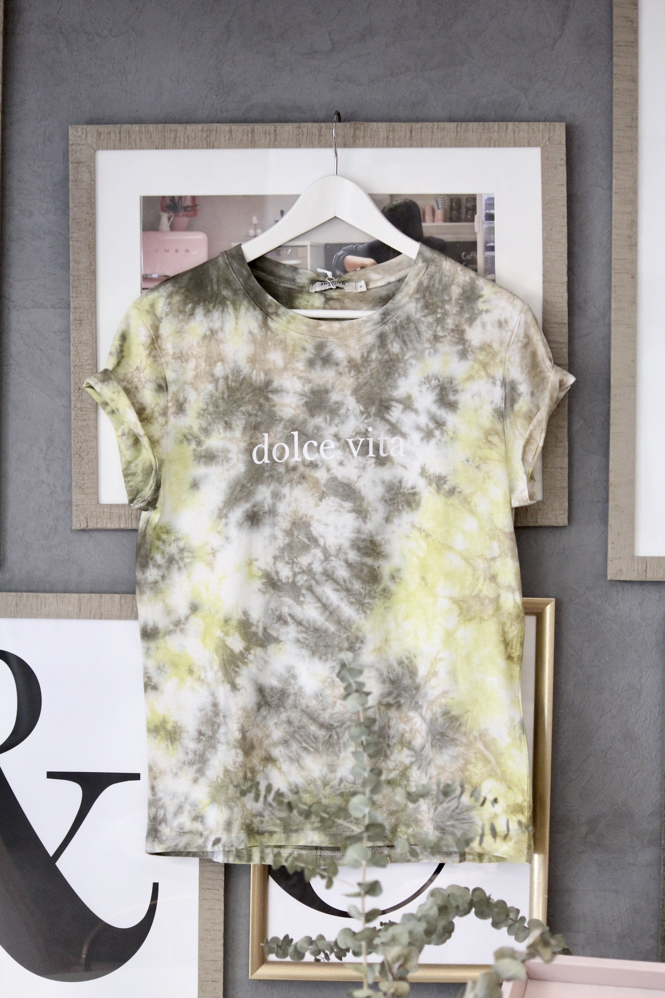 "Shirt ""Dolce Vita"""