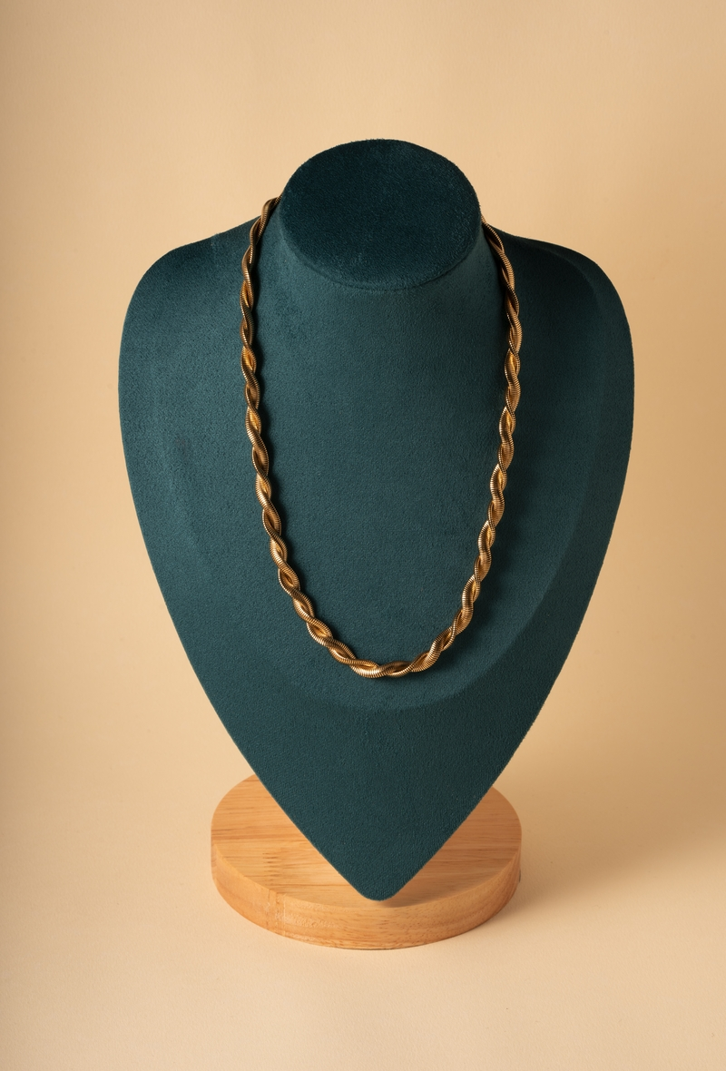 "Kette Chunky Chain ""Intertwined"""