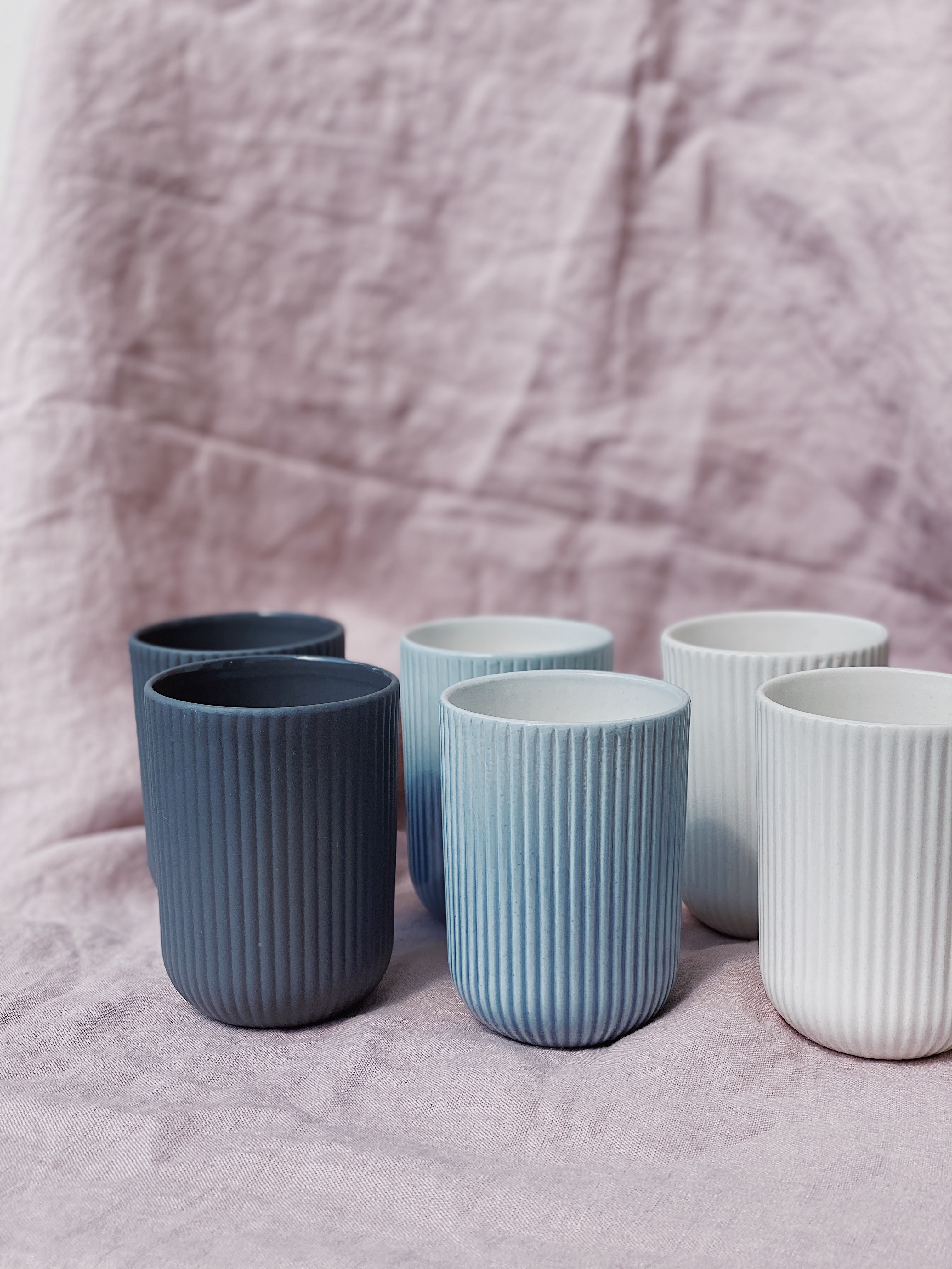 """Coffee Cup Becher """"Column"""" by Archive Studio"""