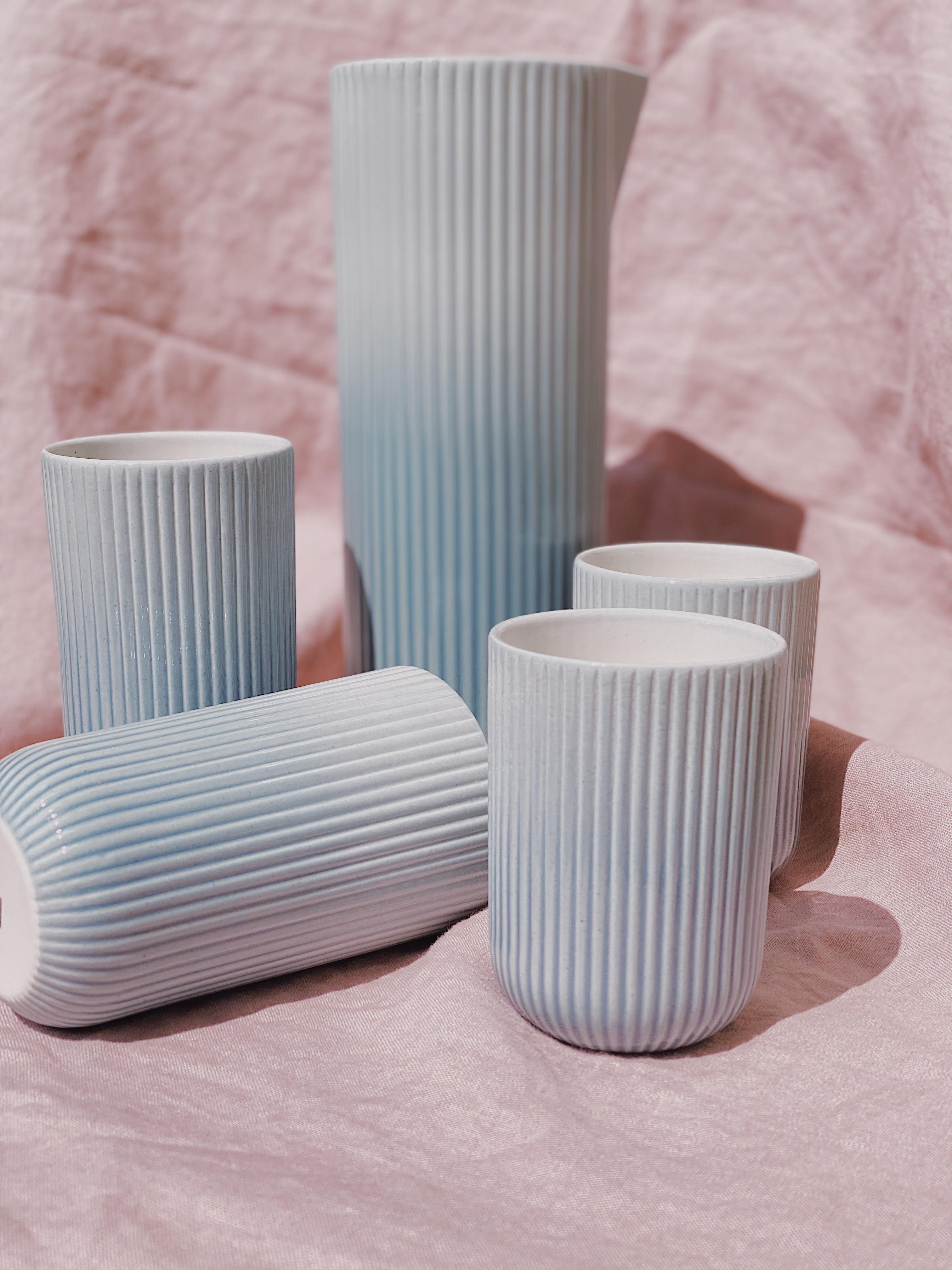 """Karaffe Vase """"Column"""" by Archive Studio"""