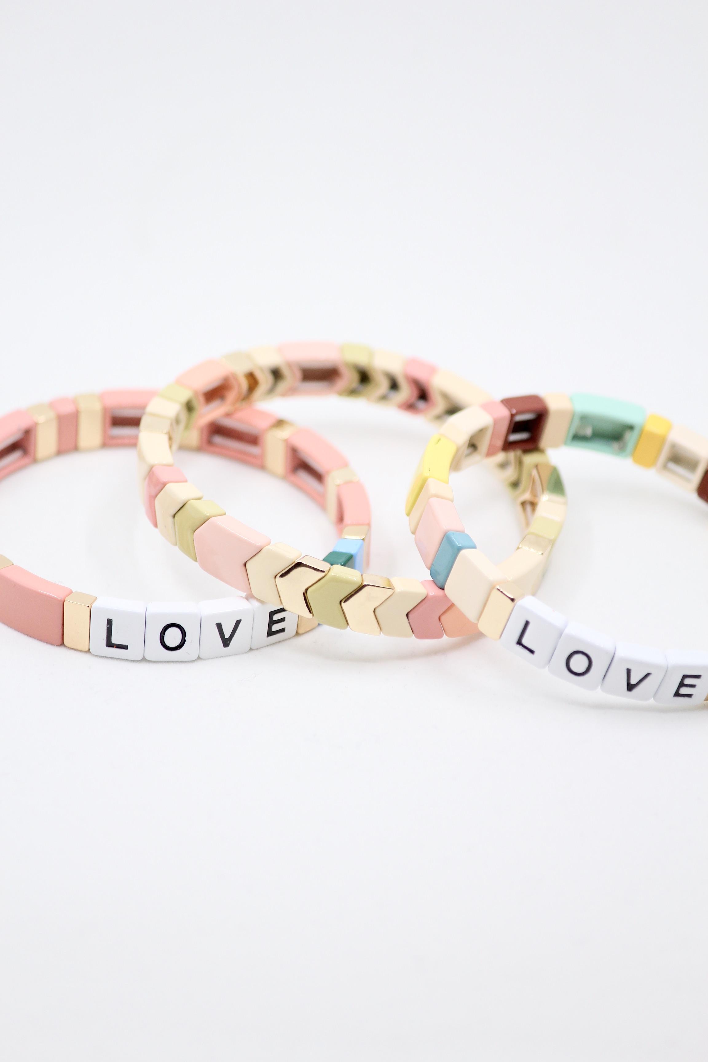 "Armband ""LOVE II"""