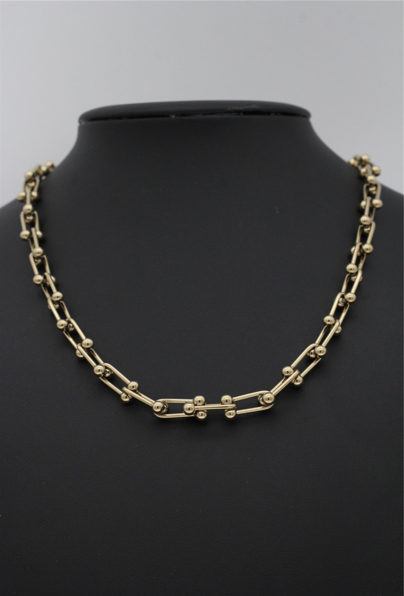 "Chunky Chain Kette ""Audrey Link"""