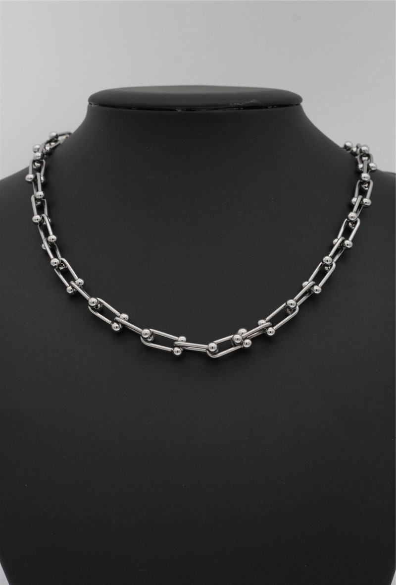 """Chunky Chain Kette """"Audrey Link"""""""