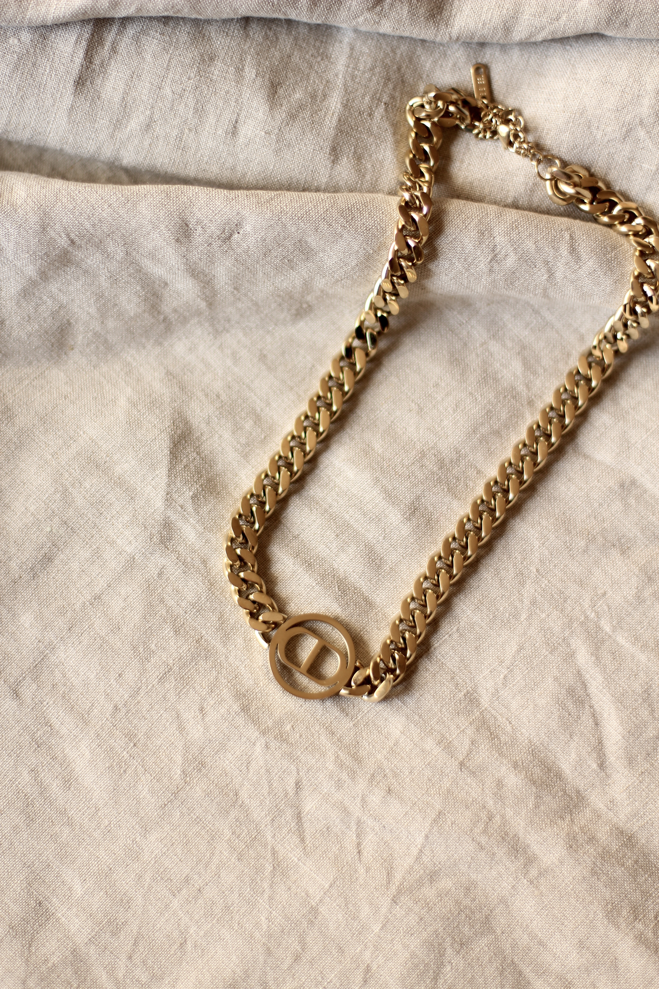 """Chunky Chain Kette """"Die for"""""""