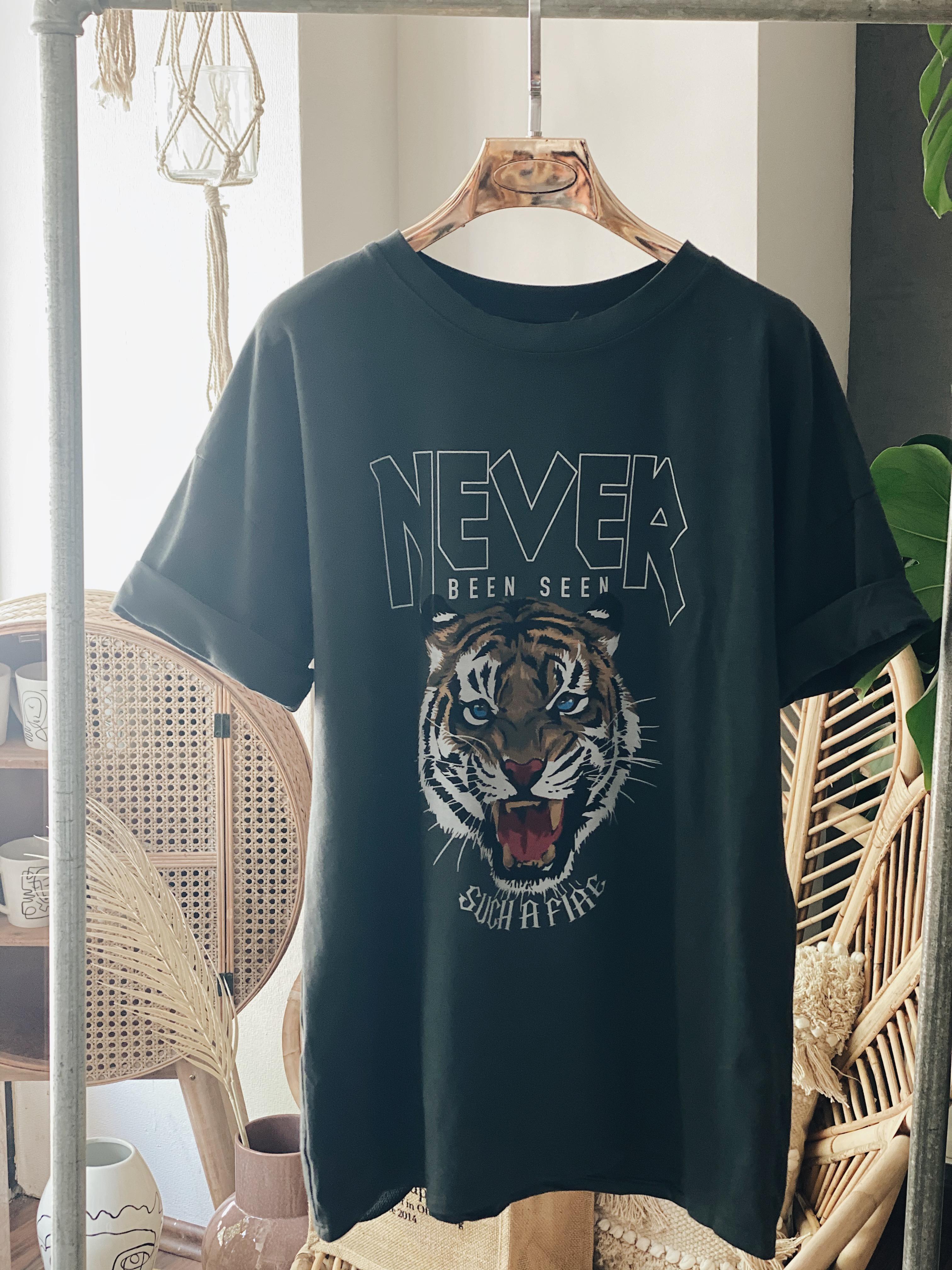 """Shirt """"NEVER BEEN SEEN"""""""