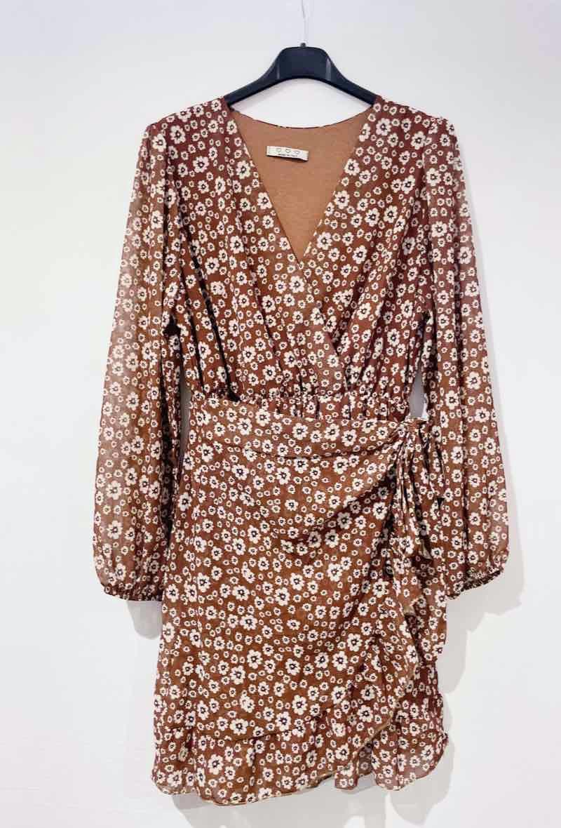 "Floral Dress Kleid ""Fiona"""