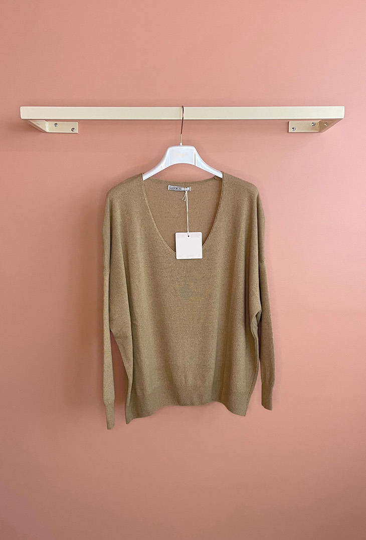 """Pullover Wool Cashmere Blend """"Pia"""""""