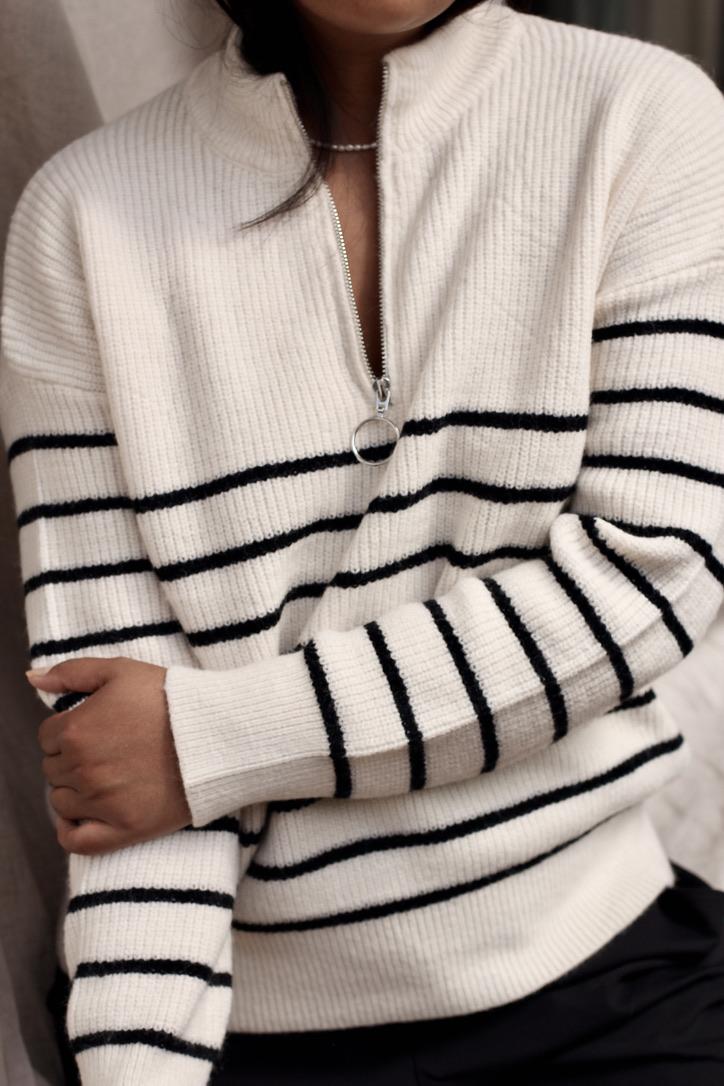 "Pullover ""Penelope Stripes"""