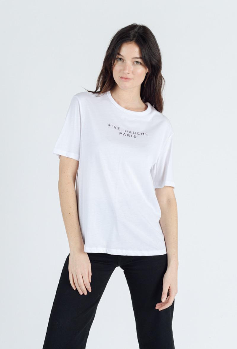 """Shirt """"Rive Gauche Paris"""""""