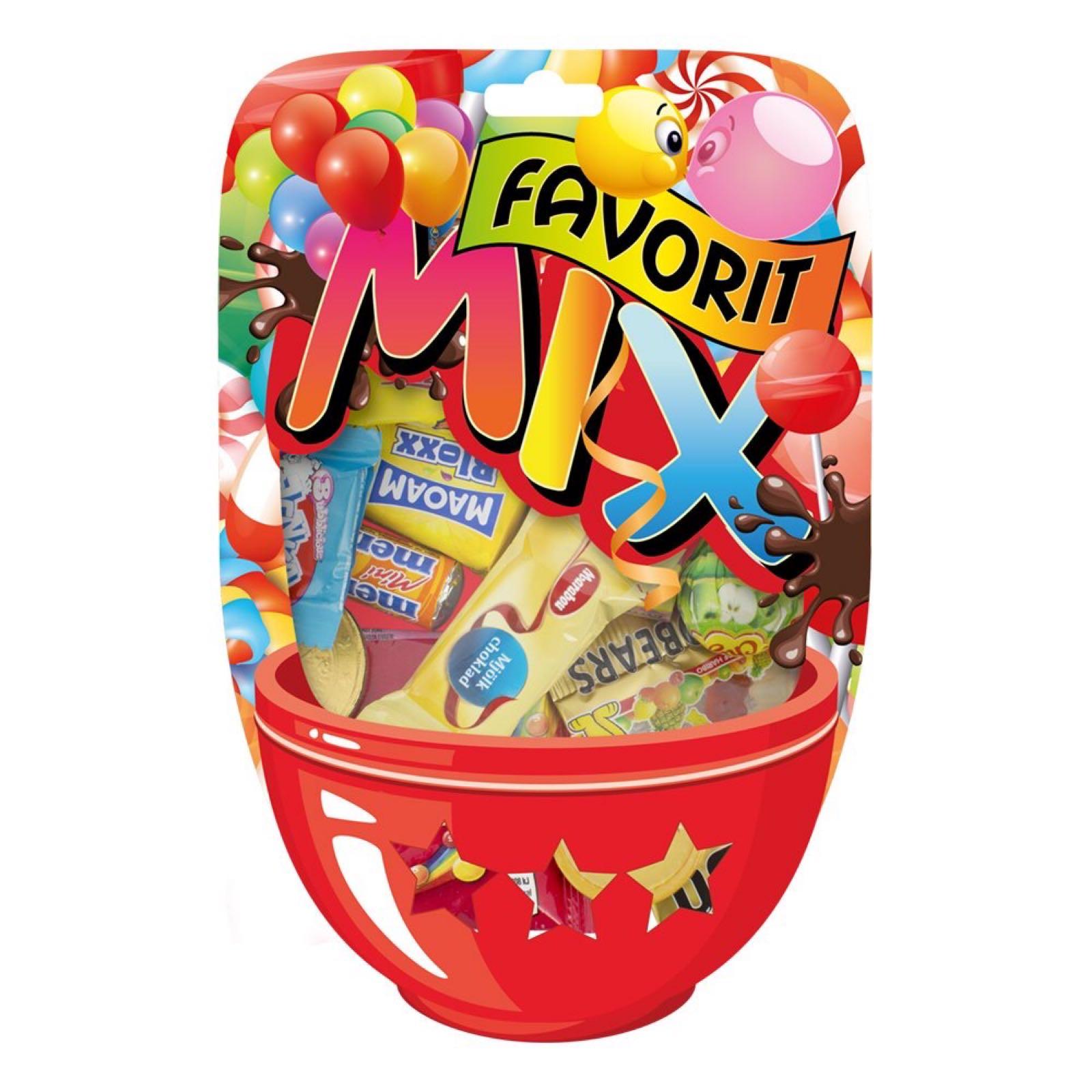 Favorittmix godteri