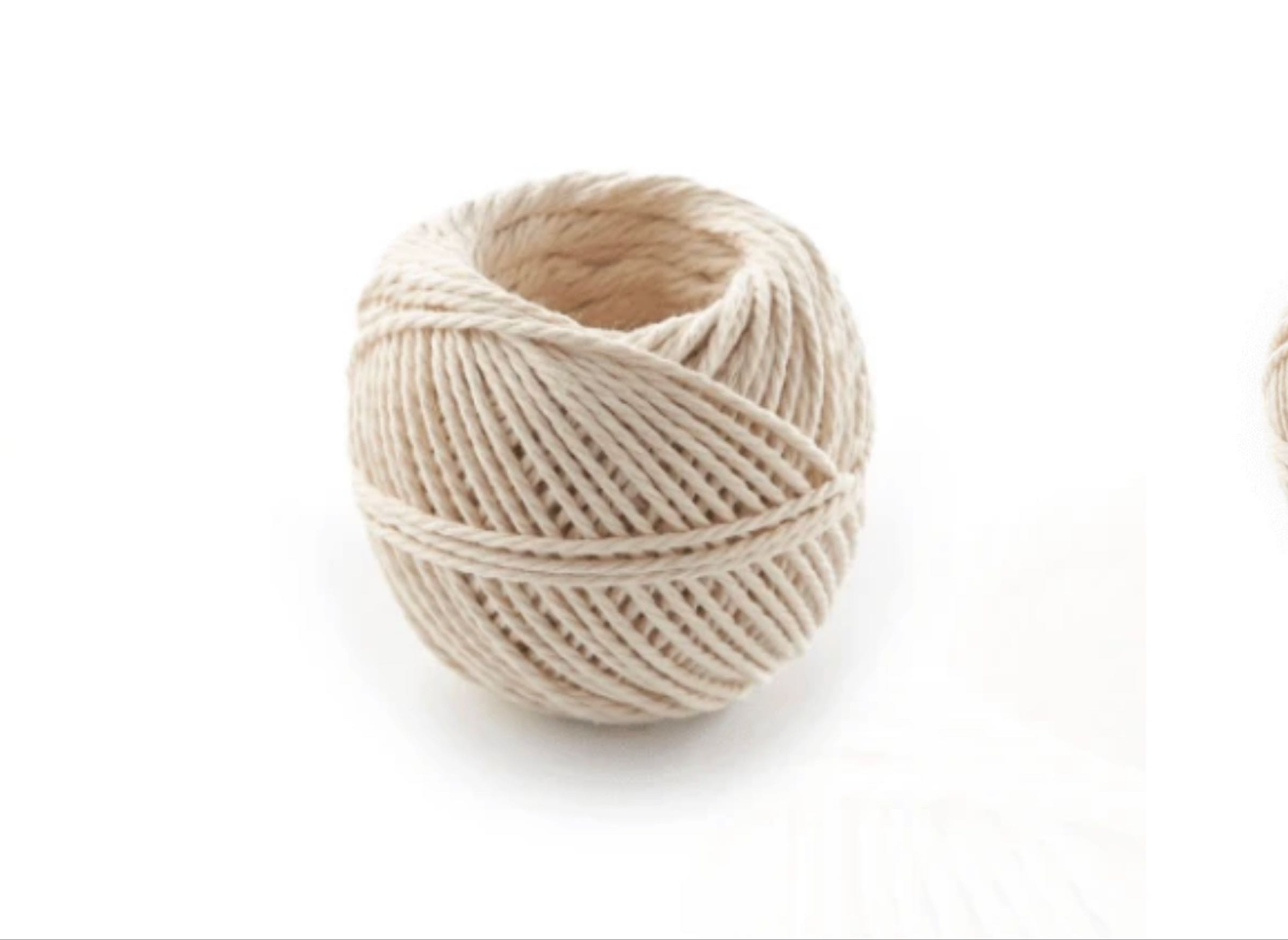 100% Recycled Twine balls