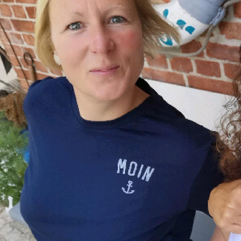 Fischuppen - Moin Shirt