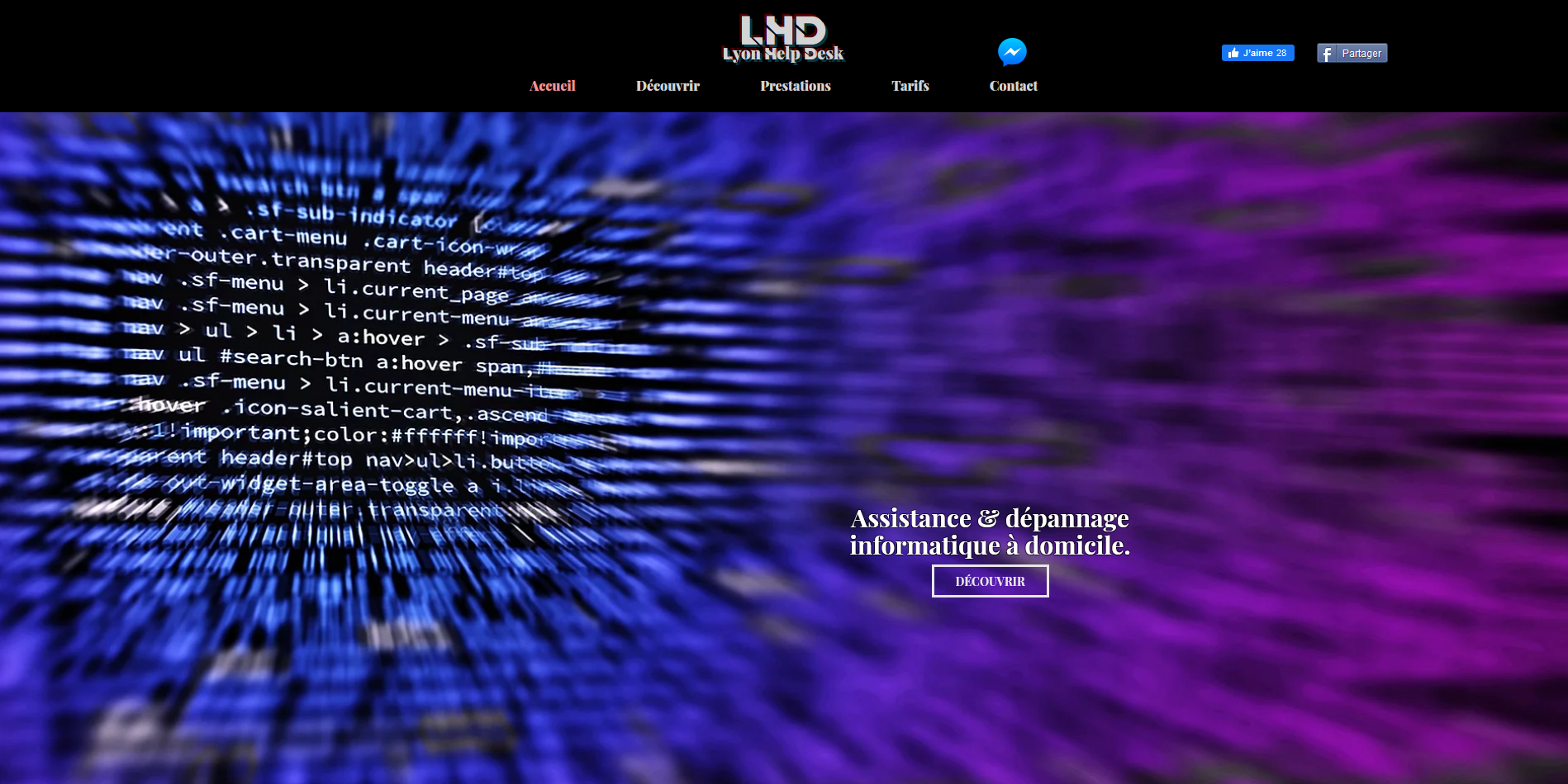 LHD | Lyon Help Desk