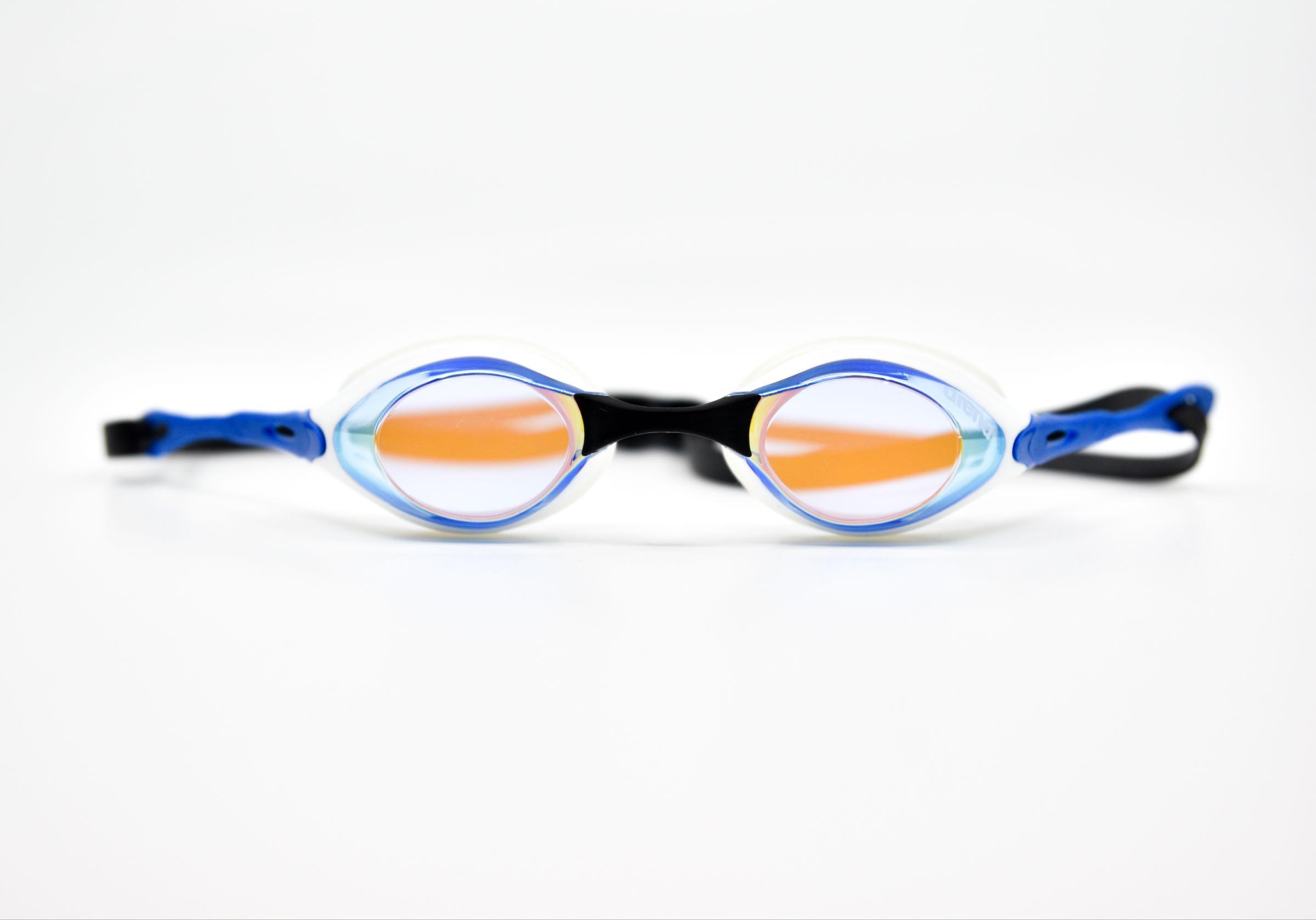 Cobra Mirror Blue/Orange/Blue