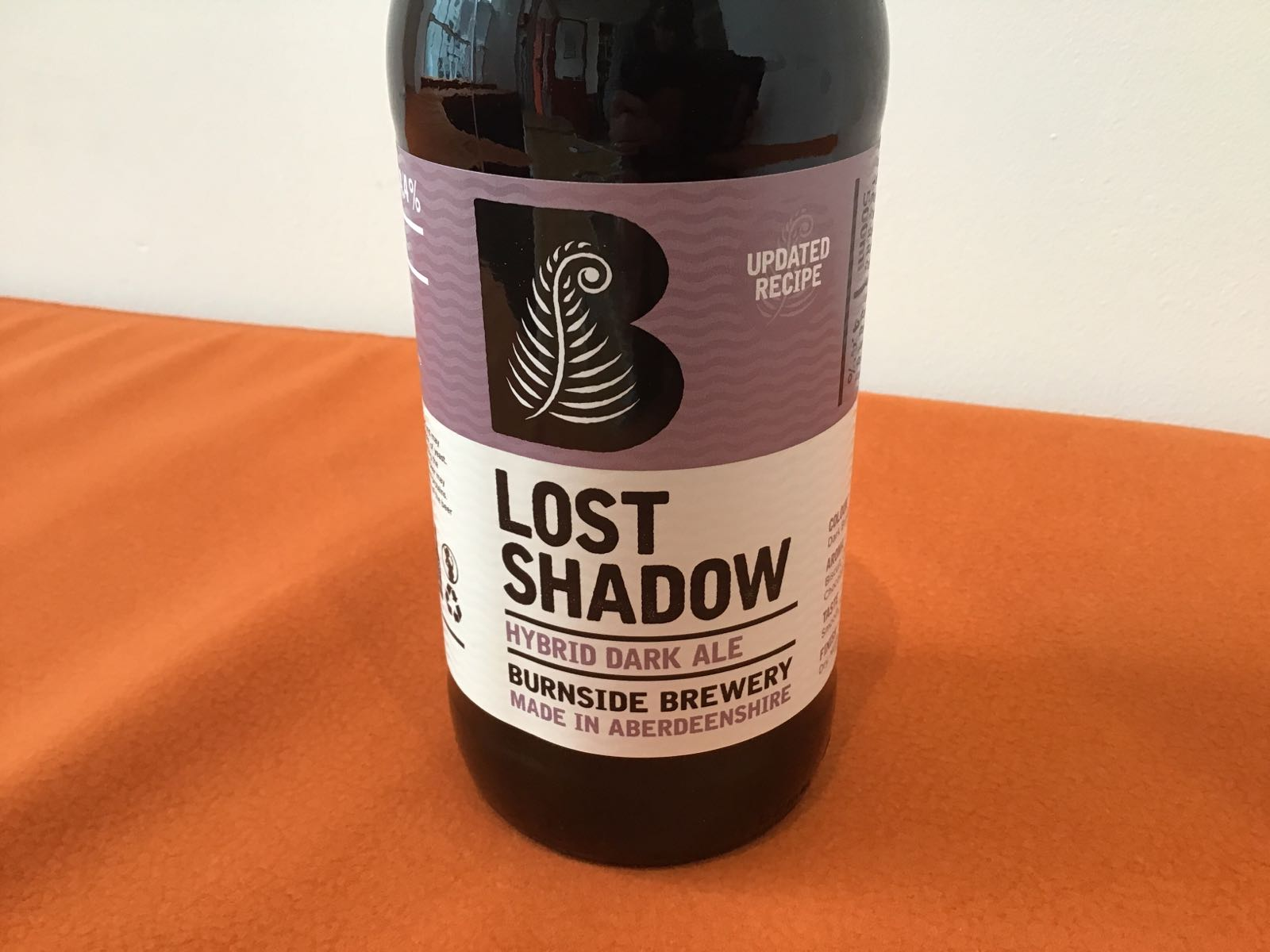 Burnside Brewery: Lost Shadow