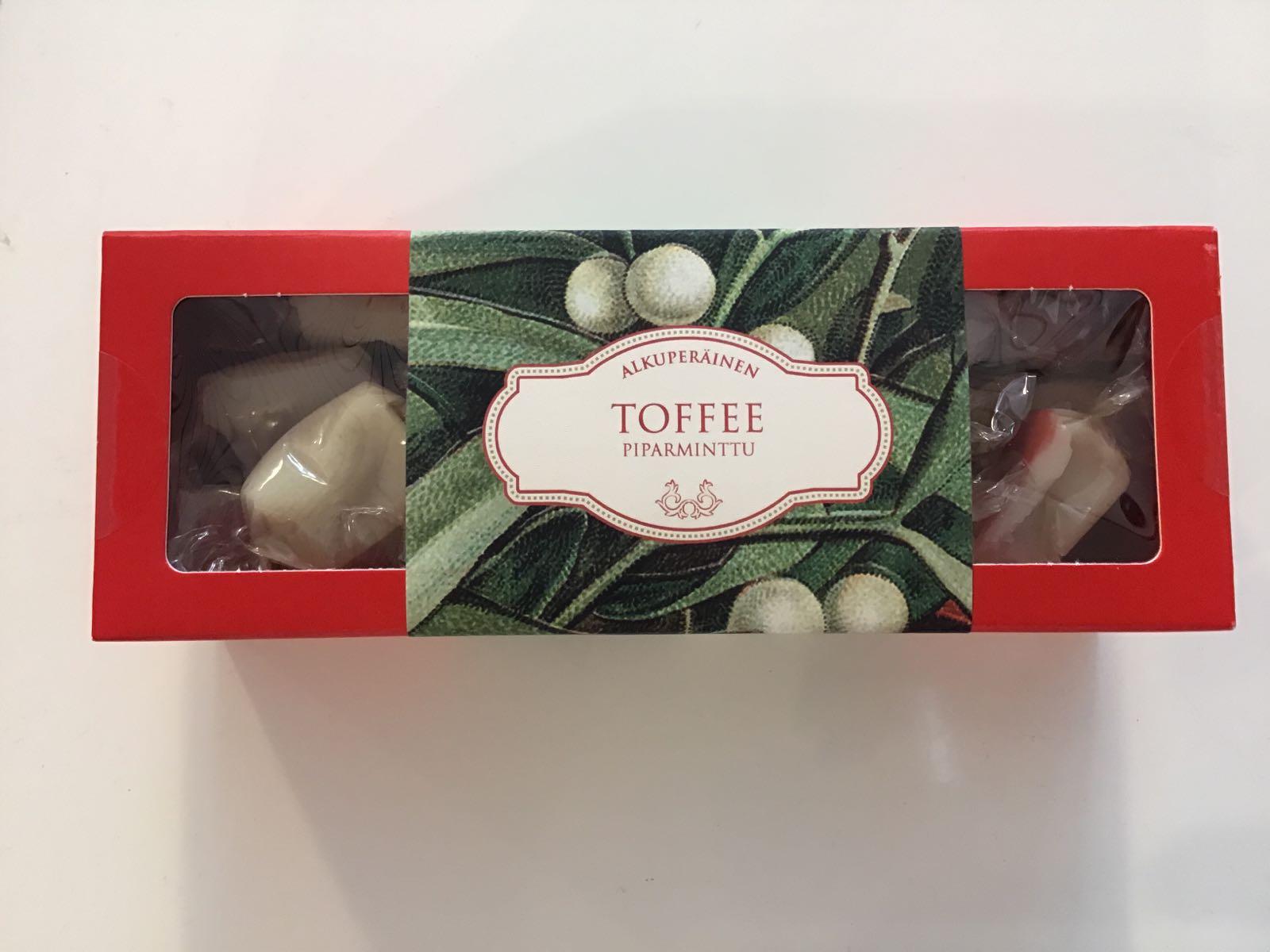 TOFFEE,piparminttu
