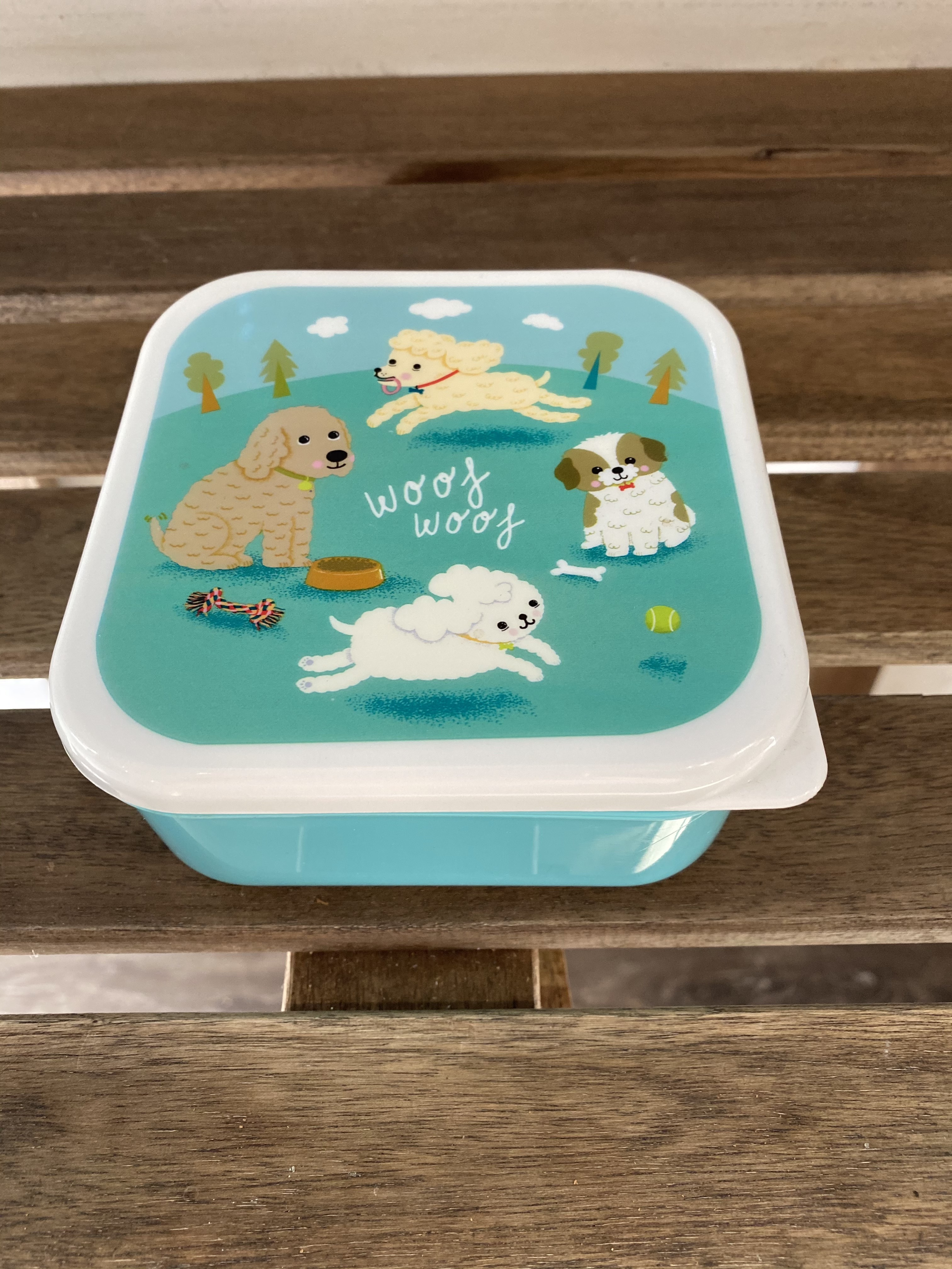 Puppy Lunch Box