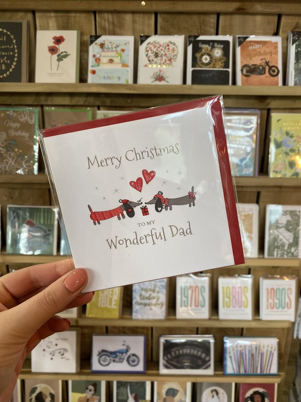 Wonderful Dad Christmas