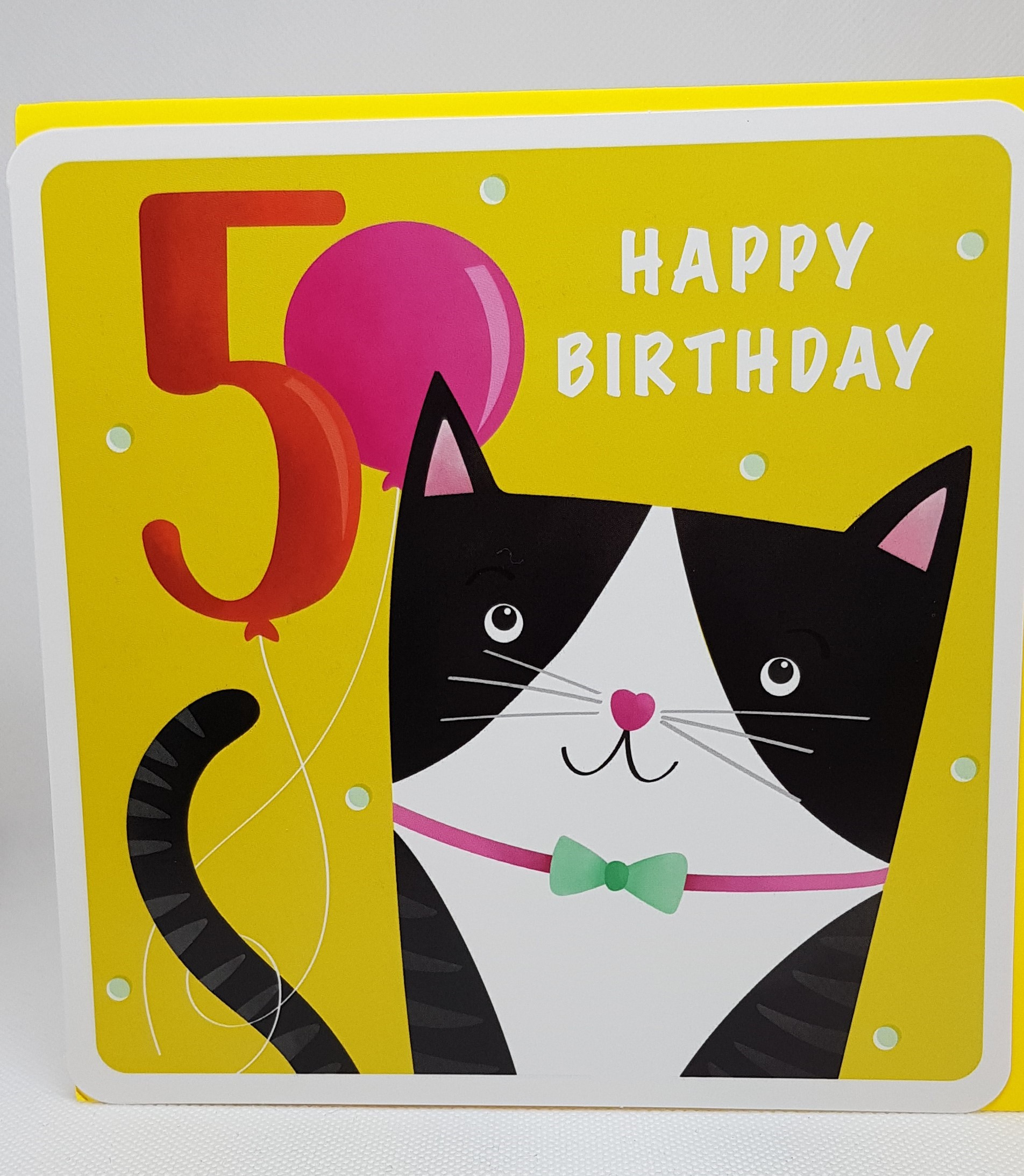 Birthday Age 5
