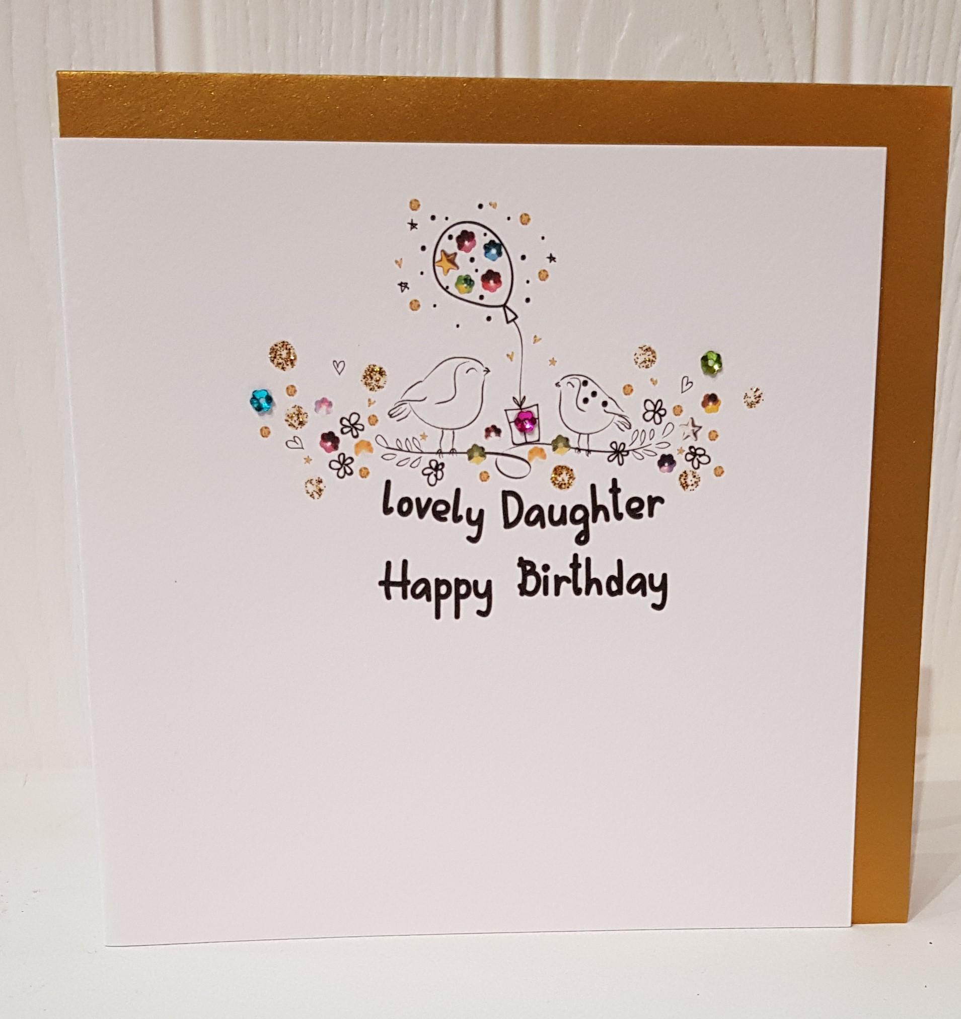 Birthday (R) Daughter