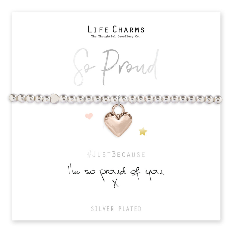 Life Charms So Proud
