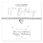 Life Charms 18 Heart