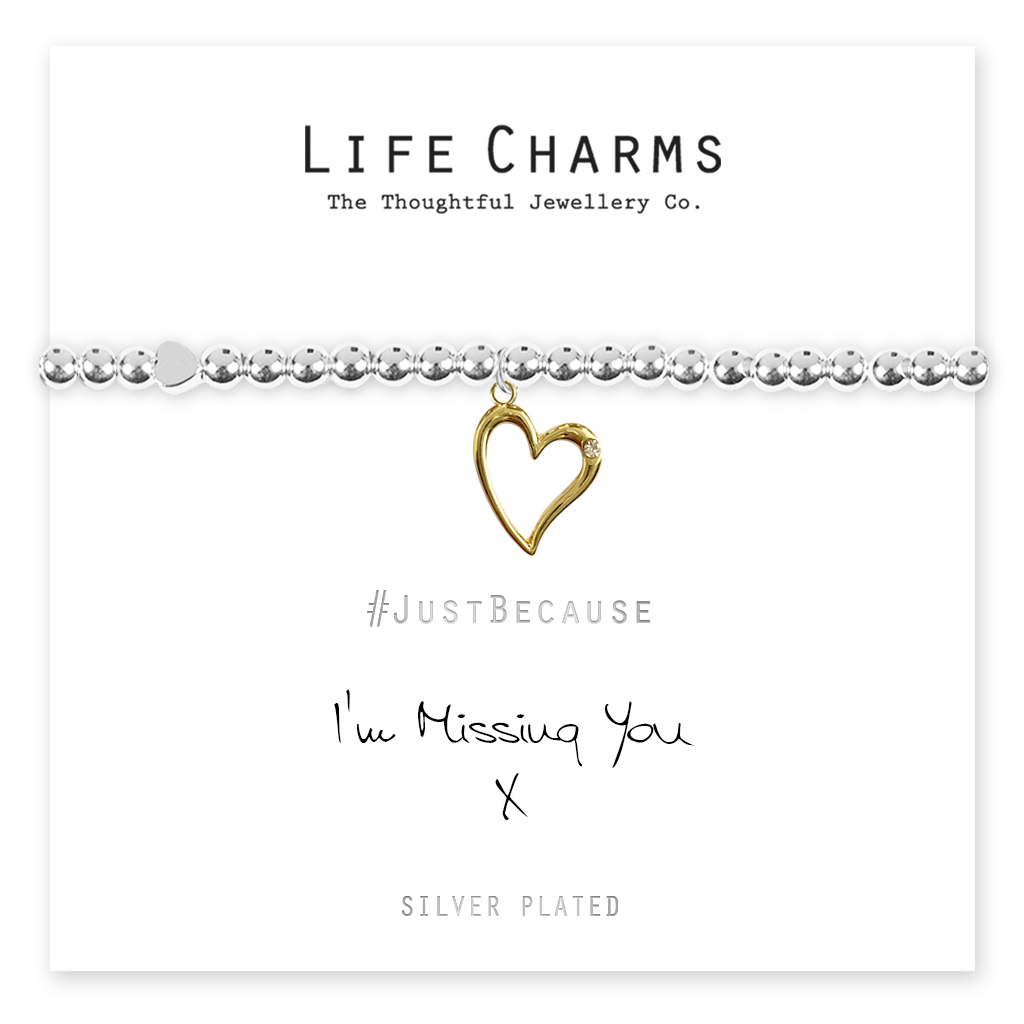 Life Charms Missing You