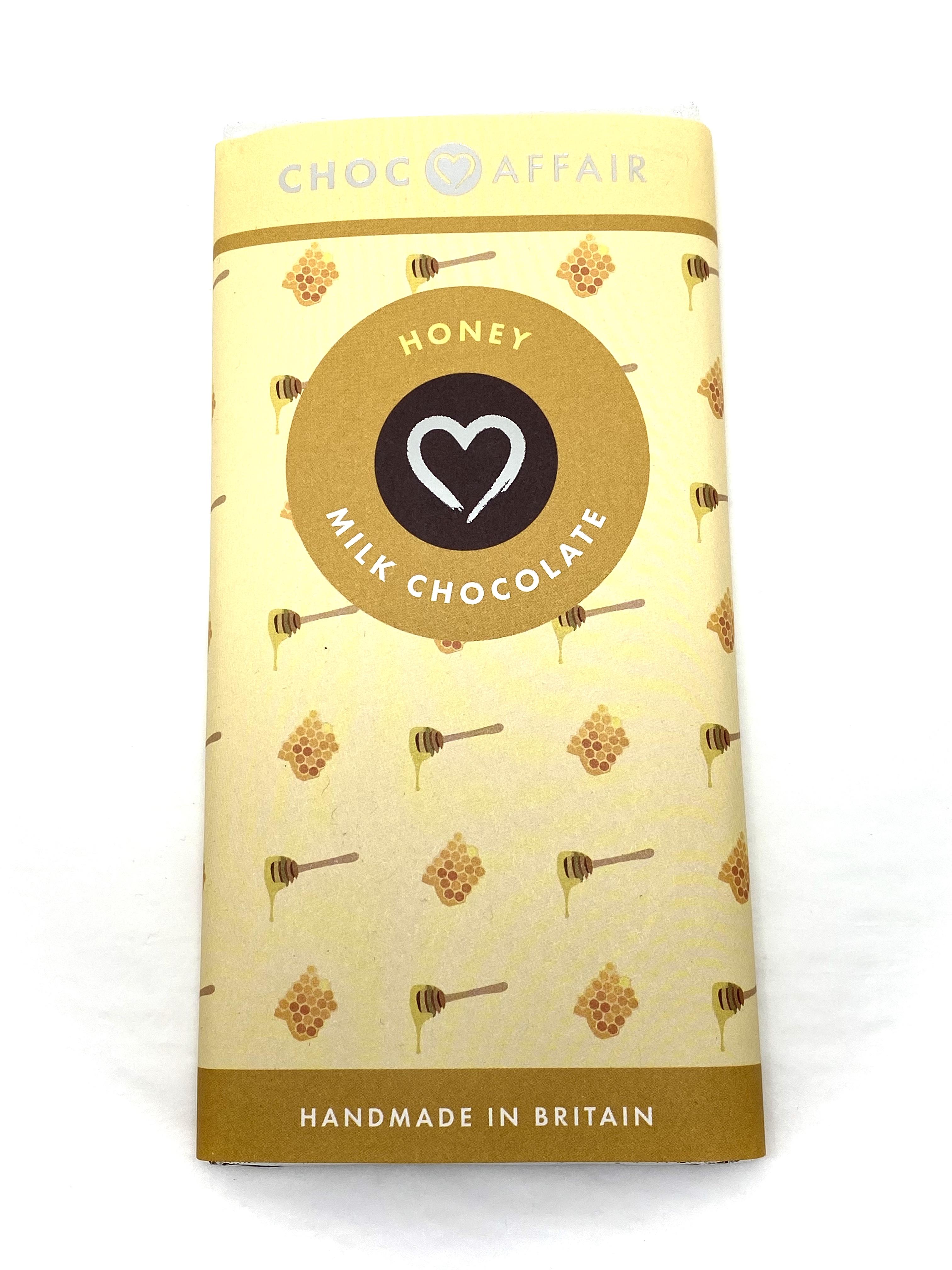 90g Flavoured Milk Chocolate