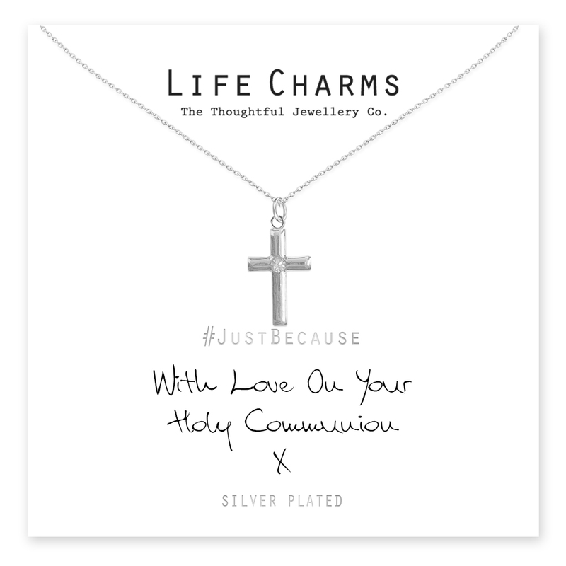 Life Charms Communion Necklace